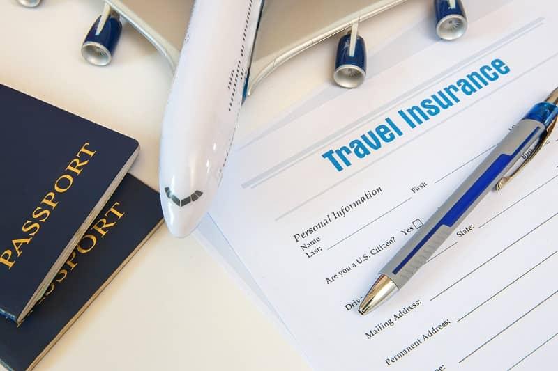 L'assurance voyage: obligatoire dans certains pays
