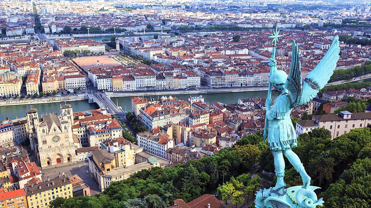 Les activités à sensation forte à Lyon